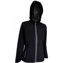 S- dámská softshell bunda černá