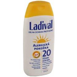 Ladival gel alergická kůže SPF20 200 ml