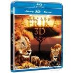 ÚŽASNÁ AFRIKA 3D BD