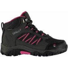 Horizon Mid Waterproof dětské Walking boty Charcoal Pink 56cf4bc455
