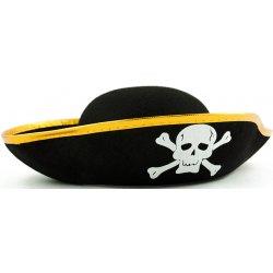 96863fc8028 pirátský klobouk - Nejlepší Ceny.cz