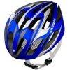 Přilba, helma, kokoska Carrera Velodrome blue-white 2014