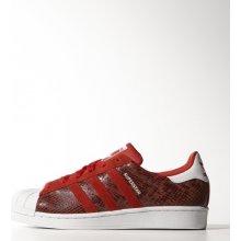 Adidas Originals Superstar W B35794 COLRED/COLRED/FTWWHT