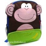 Pidilidi batoh Opice 6046 hnědá