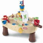 Little Tikes Vodní stůl pirátská loď