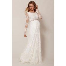 afe3536bd33f Tiffany Rose Helena svatební šaty pro těhotné dlouhé