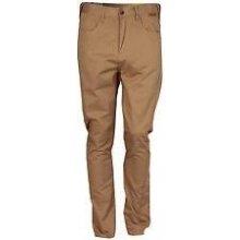 Pánské kalhoty Criminal Damage Hector pískové