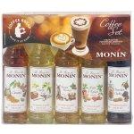 Monin Coffee Set 5 x 50 ml