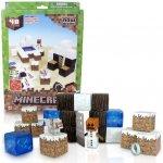 Minecraft Papercraft Zimní set 48 ks