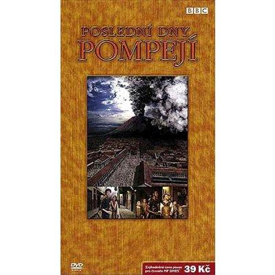 Poslední dny pompejí - DVD