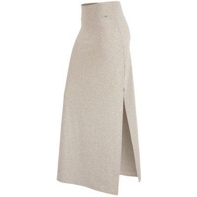Litex dlouhá sukně 58133 šedá
