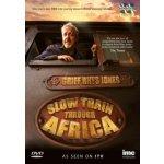 Griff Rhys Jones - Slow Train Through Africa DVD