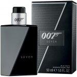 James Bond 007 Seven toaletní voda pánská 50 ml