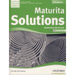 Maturita Solutions 2nd Edition Elementary Workbook with Workbook CD Pack CZ