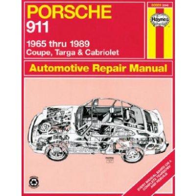 Porsche 911, 1965-89 Coupe - J. Haynes, P. Strasman