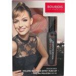 Bourjois Volume Glamour Push Up 71 Wonder Black řasenka Volume Glamour Push Up 7 ml + tvářenka Blush 2,5 g 95 Rose De Jaspe dárková sada