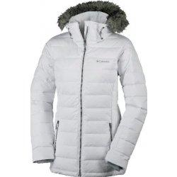 Columbia Ponderay Jacket bunda bílá dámská bunda a kabát - Nejlepší ... 9c7681b311