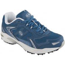 40b6a1a4e804 Scholl SPRINTER modré   bílé zdravotní polobotky