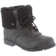 Bearpaw dámská kotníčková obuv Jeanette černé