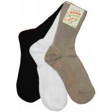 Branse zdravotní ponožky vhodné pro diabetiky dámské bílá dae5e7f498