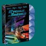 Rychle a zběsile: kolekce DVD