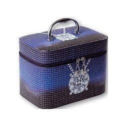 218381884 Přidat uživatelskou recenzi Top Choice kosmetický kufřík Fialový šperk  21x13,5x14,5 cm 96723 - Heureka.cz