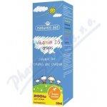 Natures Aid Vitamín D3 kapky pro děti 200 IU 50 ml