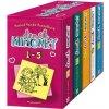 Kniha Deník mimoňky - BOX 1-5 - Russellová Rachel