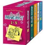 Deník mimoňky - BOX 1-5 - Russellová Rachel