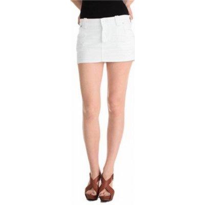 Zuelements sukně bianco