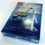 LEGO Limited Edition 4002015 Borkum Riffgrund 1