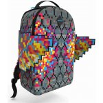 Sprayground batoh Pixel Wings 20l multicolour