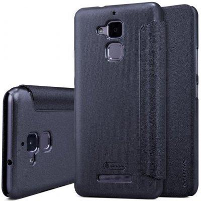 Pouzdro Nillkin Sparkle Folio ASUS Zenfone 3 Max ZC520TL černé