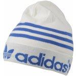 Adidas zimní čepice AC BEAN LOGO P bílá OSFC