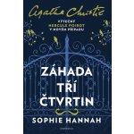 Poirot: Záhada tří čtvrtin - Sophie Hannah