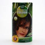 HennaPlus dlouhotrvající barva na vlasy 6 tmavá blond 100 ml