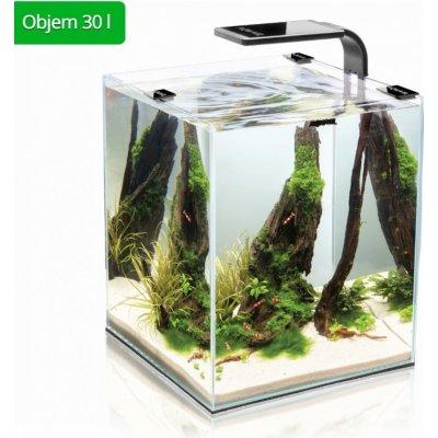 Aquael akvarijní set Shrimp Smart 2 černý 30 l