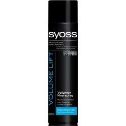 Přípravky pro úpravu vlasů Syoss Volume Lift lak na vlasy 400 ml
