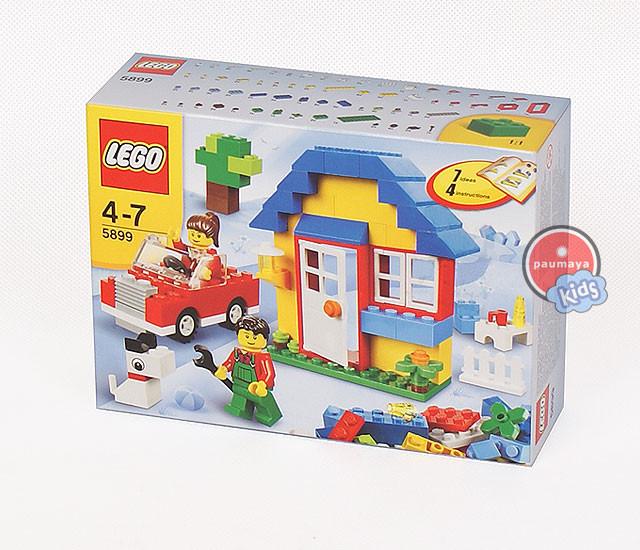 Recenze Lego Creator 5899 Stavební Sada Domy Heurekacz