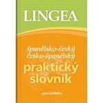 Španělsko-český česko-španělský praktický slovník