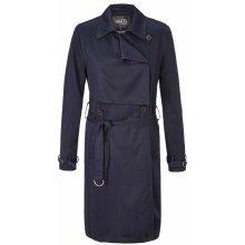 Mbym dámský trenčkot kabát modrý