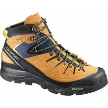 Salomon X Alp Mid LTR GTX 393251 oranžová