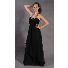 1a81b423f348 Glamor dlouhé plesové šaty black černá