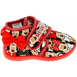 379b3c9c1dd1 Disney by Arnetta Dívčí bačkůrky Minnie - červené alternativy ...