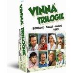 Vinná trilogie:Bouřlivé víno / Zralé víno / Mladé víno 3 disky DVD