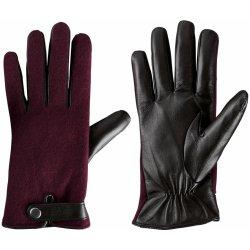Esmara® dámské kožené rukavice růžovo-fialová od 349 Kč - Heureka.cz 761c1245d0