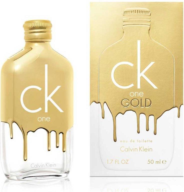 Calvin Klein CK One Gold toaletní voda unisex 100 ml od 477 Kč - Heureka.cz 64cfbdfcc4