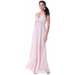 Goddiva večerní šaty s překříženými ramínky růžová od 1 499 Kč ... 62363fb84a