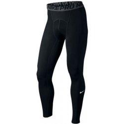 Nike Pro Compression Termo tepláky ČERNÁ