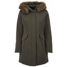 Geox dámský kabát zelená